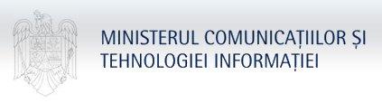 Ministerul Comunicatiilor si Tehnologiei Informatiei