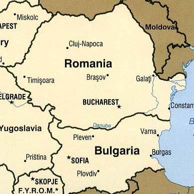 coruptie, Romania, Bulgaria