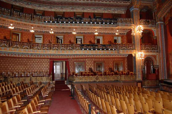 Satu Mare, teatru, modernizare, fonduri europene, POR, lucrari