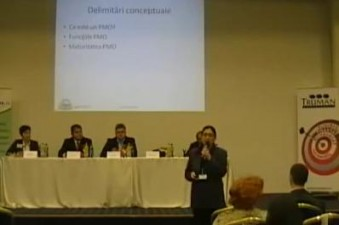Constanta Bodea: Departamentul de management al proiectelor cu finantare europeana