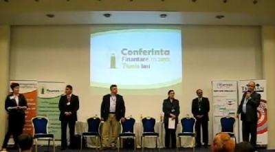 Premierea bloggerului anului 2011 – Conferinta Finantare.ro Iasi