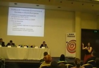 Melania Coman: Beneficiarul de fonduri structurale, dincolo de bune intentii, indicatori si strategii nationale