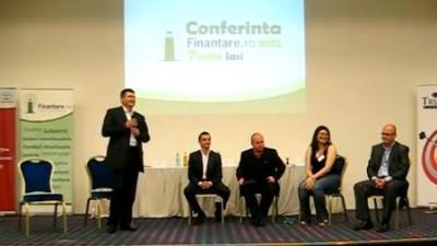 Dezbatere Conferinta Finantare.ro: Ce solutii gasim in fata provocarilor ridicate de finantarile europene? (I)