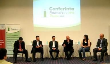 Dezbatere Conferinta Finantare.ro: Ce solutii gasim in fata provocarilor ridicate de finantarile europene? (II)