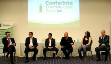 Dezbatere Conferinta Finantare.ro: Ce solutii gasim in fata provocarilor ridicate de finantarile europene? (III)