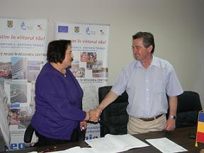 4 centre sociale din judetul Harghita au primit finantare prin REGIO