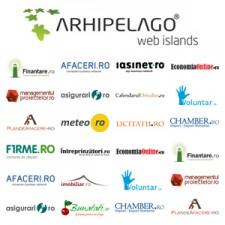 Un look fresh pentru Arhipelago.com