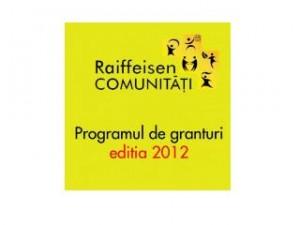 Programul de granturi Raiffeisen Comunitati