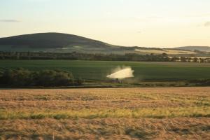 FNGCIMM garanteaza creditele fermierilor care fac investitii in irigatii