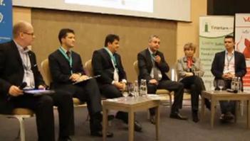 Dezbatere Conferinta Finantare.ro Cluj: Care sunt principalele provocari pe parcursul implementarii proiectelor cu finantare europeana? (partea I)