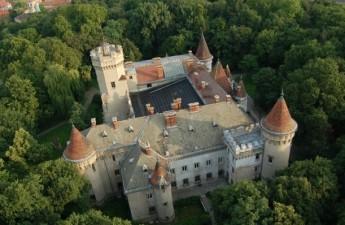Castelul Karolyi din Carei, reintrodus in circuitul turistic cu sprijinul fondurilor europene