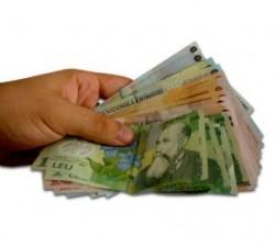 Voinea: Este firesc ca toate garantiile date de stat sa se mute numai pe credite in lei