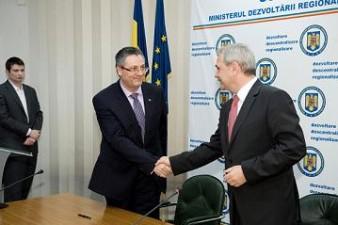 Regio sprijina imbunatatirea serviciilor de asistenta sociala din judetul Giurgiu