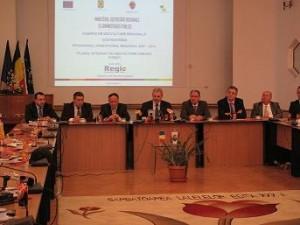 Polul de Dezvoltare Pitesti primeste finantare nerambursabila din Regio