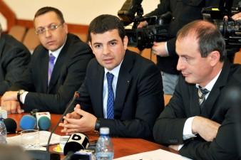 Ministrul Petre Daea a sustinut o videoconferinta cu structurile din subordine