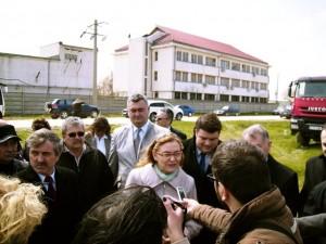 Parc industrial pentru IMM-uri, construit la Slobozia