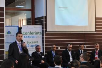 A doua conferinta Afaceri.ro din acest an va avea loc la Iasi, pe 24 mai