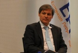 Dacian Ciolos, comisarul european pentru agricultura, vine in Romania