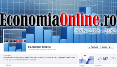 Revista Economia Online, la un an de aparitie