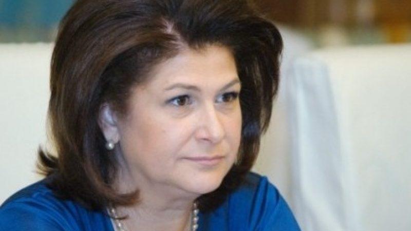 Rovana Plumb a fost propusa pentru functia de ministru al Fondurilor Europene