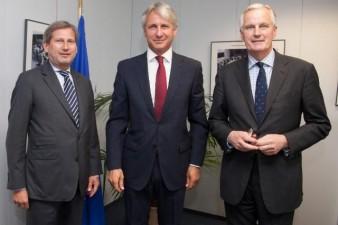 Ministrul Fondurilor Europene a cerut Comisiei Europene sa reia platile pe POS Mediu si POSCCE