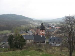 """Orasul Valec (Cehia) cauta parteneri in cadrul programului """"Europa pentru cetateni"""""""