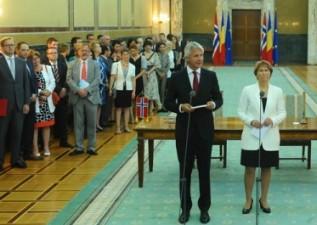 S-au lansat granturile SEE si norvegiene, in valoare de peste 300 milioane de euro