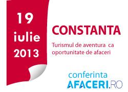 Turismul de aventura, tema conferintei Afaceri.ro Constanta