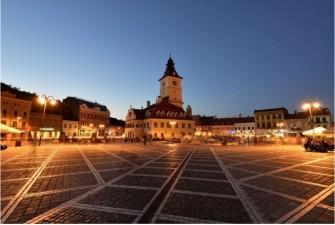 Primul sistem inteligent de iluminat public din Romania, la Brasov
