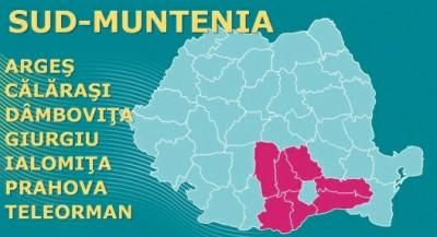 Planul de dezvoltare al Regiunii Sud Muntenia pentru perioada 2014-2020, publicat spre consultare