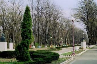 Spatiile verzi din Bacau, modernizate printr-un proiect Regio de 3 milioane de euro