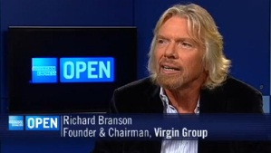 Richard Branson: Invatand din esec