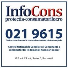Centru de consiliere si consultanta pentru consumatorii din domeniul financiar-bancar