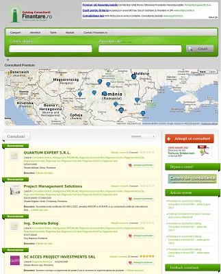 Serviciul Catalog Consultanti, in prezent