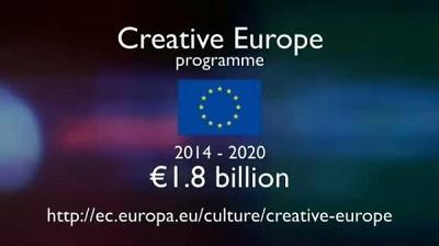"""Primul apel de propuneri pentru """"Europa Creativa"""" va fi lansat in luna decembrie"""