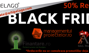 Black Friday la Arhipelago!