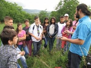 "Programul ""Arii naturale protejate"", finantat de MOL Romania"