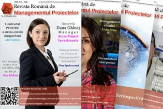 A aparut editia a X-a a Revistei Romane de Managementul Proiectelor