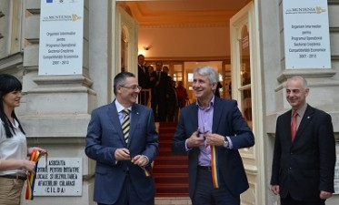 Nou sediu OI POSCCE la Calarasi, pentru Regiunea de Dezvoltare Sud Muntenia