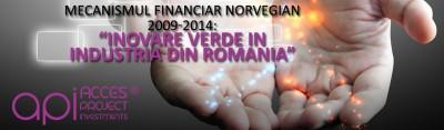 "Finantare nerambursabila pentru IMM-uri de pana la 9,5 milioane de euro disponibila prin programul ""Inovare Verde in Industria din Romania"""