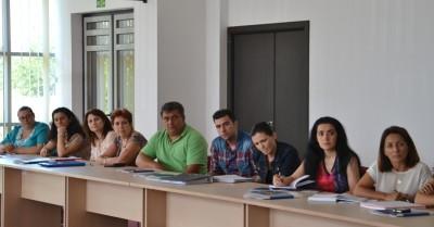 Sesiune de instruire pentru noii beneficiari Regio