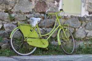 Finantare prin Programul de Cooperare Elvetiano-Roman pentru drumul de biciclisti de la Viscri