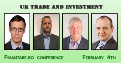 Participantii la Conferinta Finantare.ro Iasi 2015 ii vor avea alaturi pe  reprezentantii UK Trade & Investment