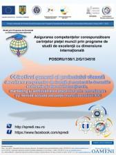 Studiu privind identificarea competentelor necesare absolventilor unui nou program de masterat in domeniul Administrarea afacerilor in turism