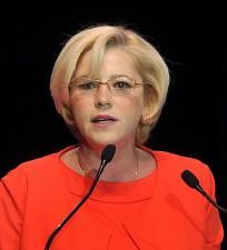 Corina Cretu se afla intr-o vizita oficiala la Bucuresti
