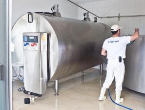 PNDR: Procesarea laptelui la standarde europene in judetul Ialomita