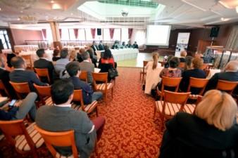 """Conferinta de lansare a proiectului """"Economie Sociala pentru o viata mai buna"""""""