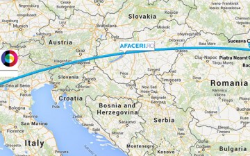 "Programul Cultural al Misiunii Economice ""Invest in North-East Romania"" in cadrul Expozitiei Mondiale EXPO Milano 2015"