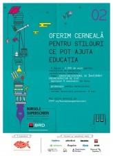 12.000 de euro pentru proiecte jurnalistice despre educatie