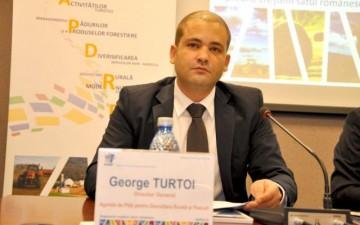 George Turtoi: Proiectele supraevaluate cu mai mult de 20% din punctajul real, risca sa nu mai beneficieze de finantare in acea sesiune